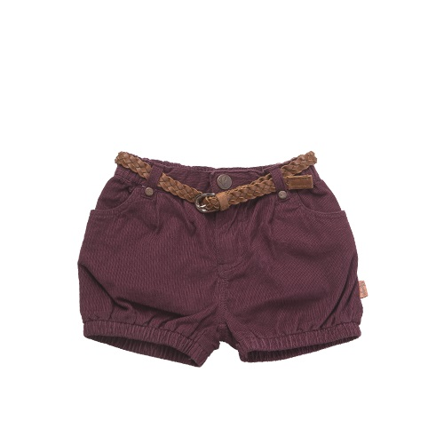 Champs shorts with belt 110