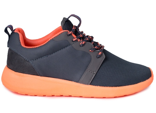 Cultz Urban Sneakers - Grå/Orange