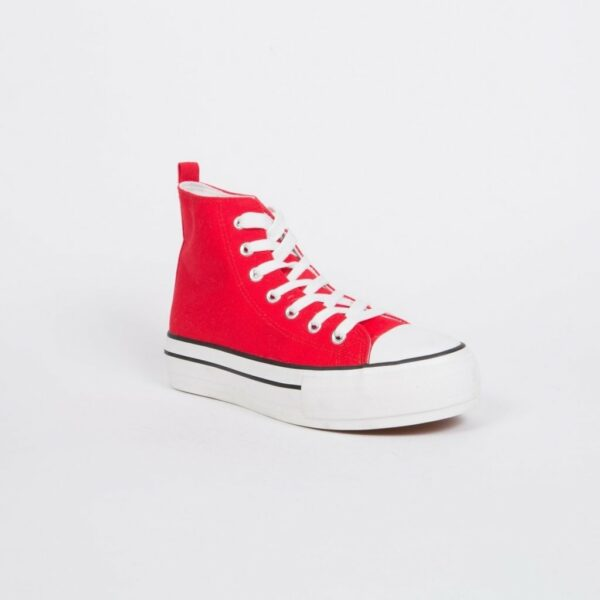 Dame Sneakers 2995 - Red