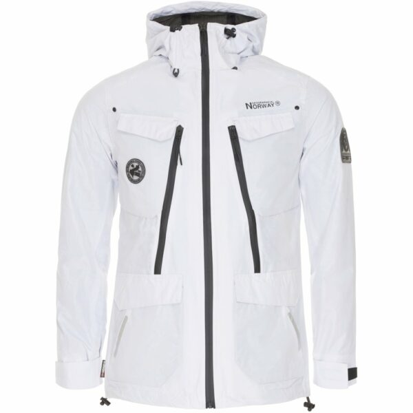 GEOGRAPHICAL NORWAY jakke Herre ATTIRANCE - White