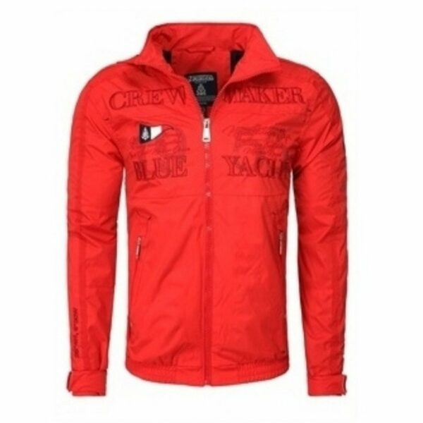 GEOGRAPHICAL NORWAY jakke Herre CACAO - Red