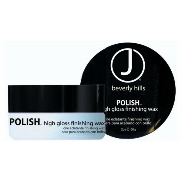 J Beverly Hills Polish High Gloss Wax 60 gr. (U)