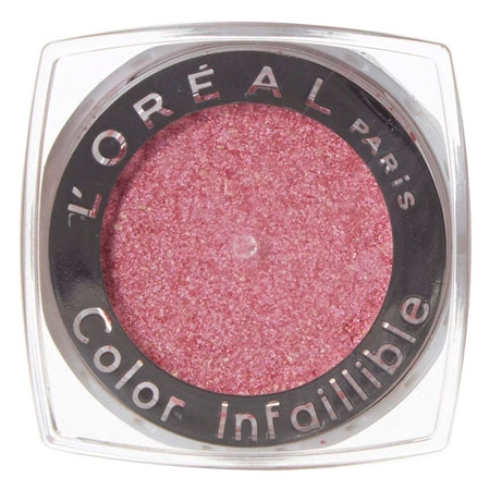L'Oreal Color Infallible Eyeshadow Naughty Strawberry