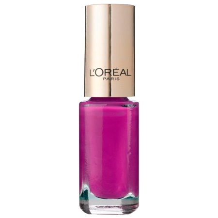 L'Oreal Color Riche Neglelak Flashing Lilac