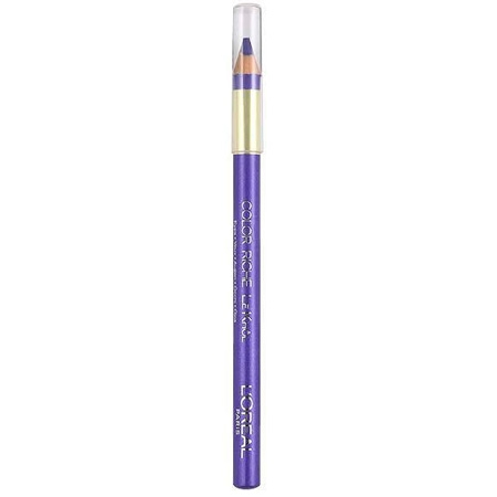 L'Oreal Color Riche Pencil Eyeliner & Le Khol Breezy Lavender