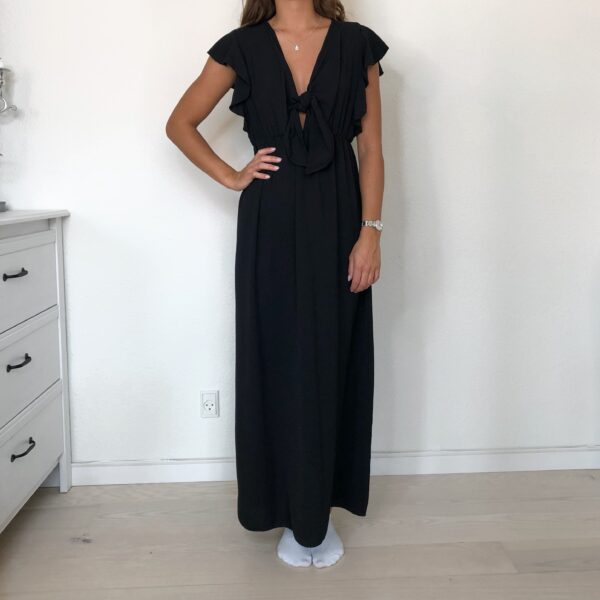 Leonora Dress - Black