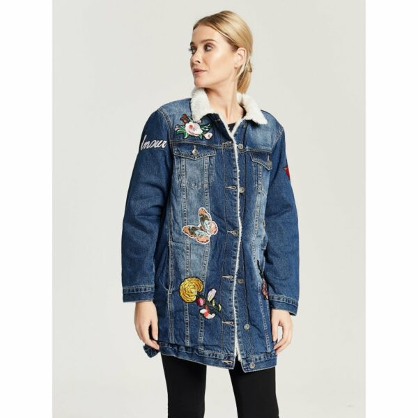 Lia jacket - Blue