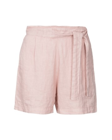 ONE TWO LUXZUZ LAILAH LIN SHORTS VINTAGE ROSE 3026-1018