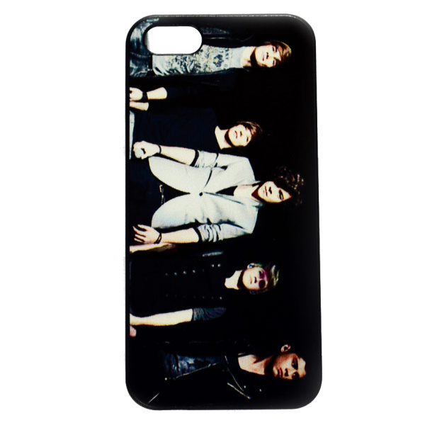 One Direction - 1D iPhone 4 / 4S cover. Model 13.