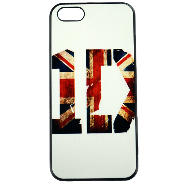 One Direction - 1D iPhone 4 / 4S cover. Model 6.