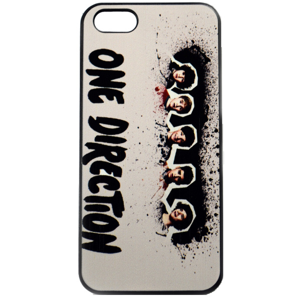One Direction - 1D iPhone 5 / 5S cover. Model 42.