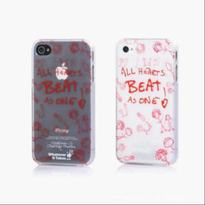 """Whatever it takes"" iPhone 4 and 4S cover. Charlize Theron design."