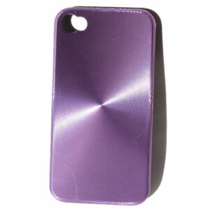 "iPhone 4 ""CD-style"" cover. Lilla."