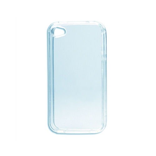 iPhone 4 cover i hård plastik. Blå.