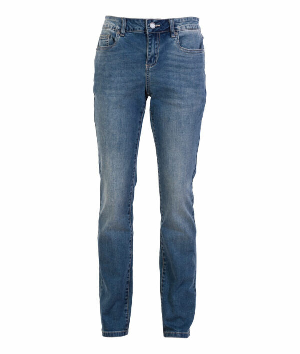 Jam Holly dame stretch jeans Blå 35 34
