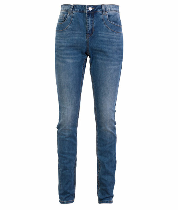 Jam Lotte dame stretch jeans Blå 28 34