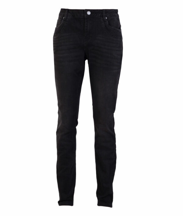 Jam Lotte dame stretch jeans Sort 34 32