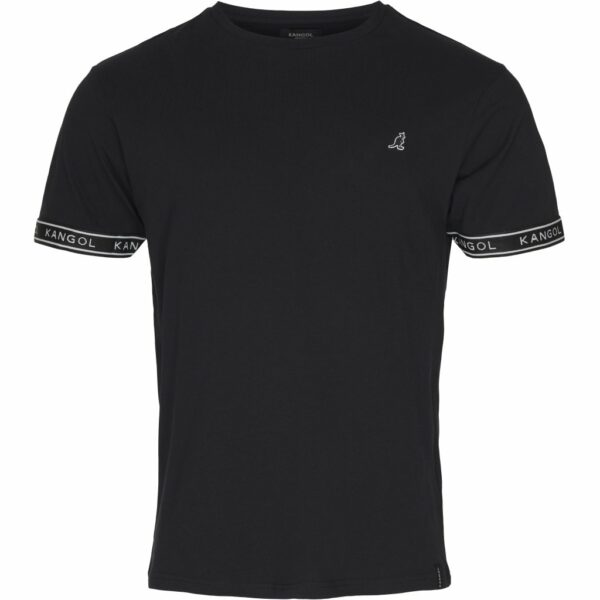 Kangol t-shirt Descend - Black