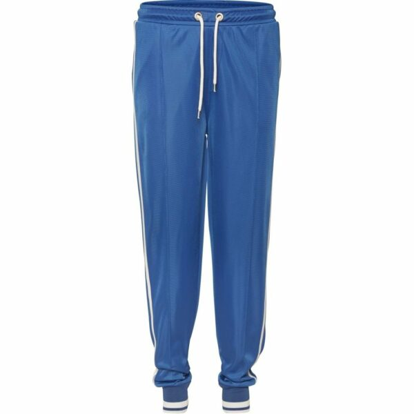 NORR Juliet track pants - Blue with white stripe