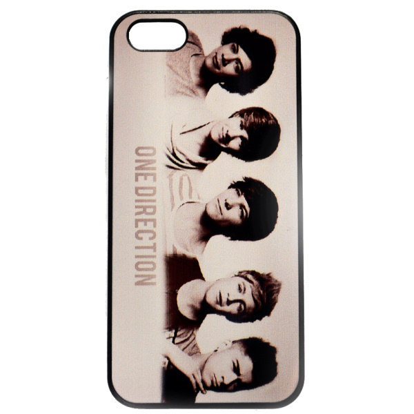 One Direction - 1D iPhone 4 / 4S cover. Model 14.